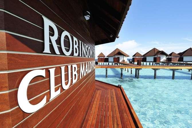 Robinson Club Maldives Funamadua