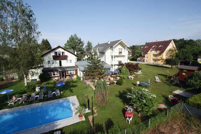 Familienhotel Villa Flora Velden am Wörthersee