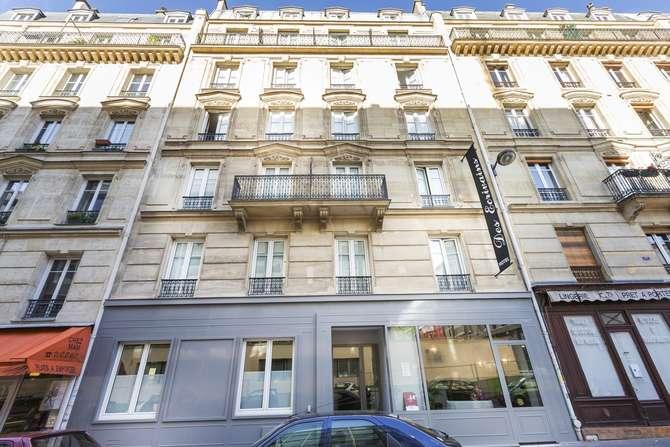 Hotel des Ecrivains Parijs