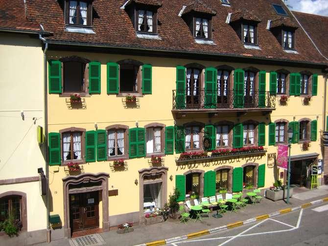 Hotel Aux Trois Roses La Petite-Pierre
