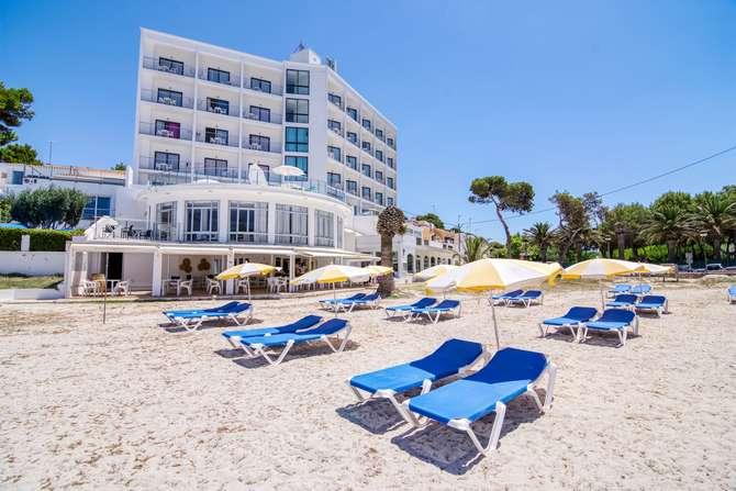 Hotel Santandria Beach Cala Blanca