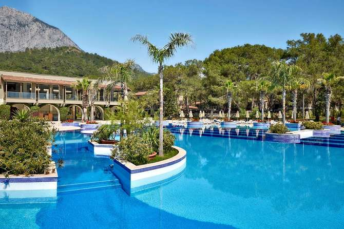 Kimeros Park Holiday Village Kemer