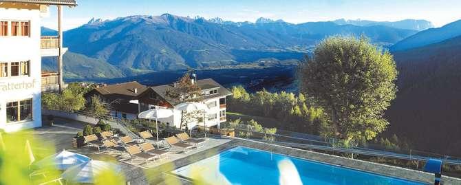Bergidyll Hotel Tratterhof Maranza