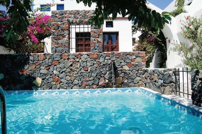 Hotel Santorini Reflexions Sea Kamari