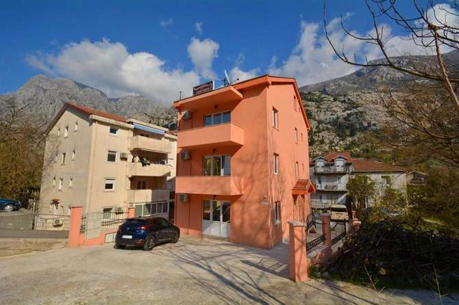 Appartementen Marinero Kotor