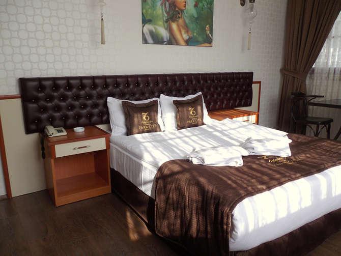 Oglakcioglu Park City Hotel Izmir