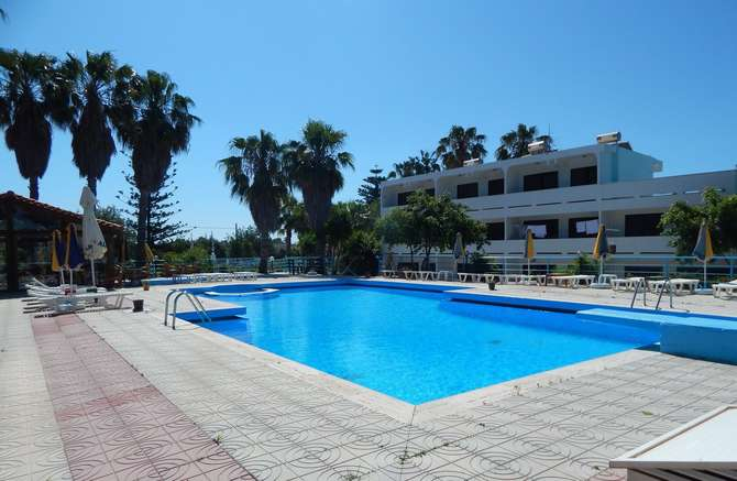Dreams 4 You Appartementen Kos-Stad