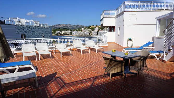 Playas del Rey Hotel Santa Ponsa