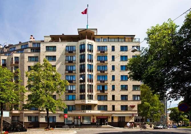Thon Hotel Slottsparken Oslo