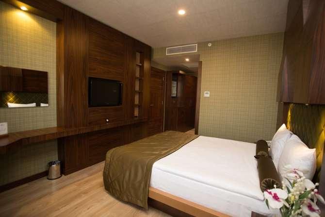 Hotel Basaran Business Antalya
