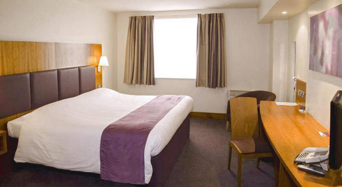 Premier Inn City Monument Londen