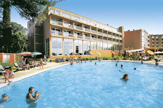 Garden Suites & Rooms Sol Umag for Plava Laguna Umag