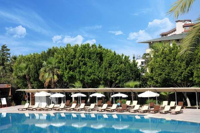 Meridia Beach Hotel Okurcalar