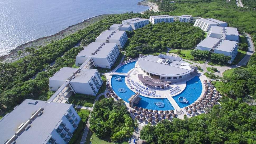 Grand Sirenis Riviera Maya Resort & Spa, 8 dagen