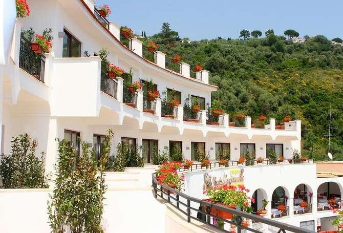 Hotel Punta Campanella Resort & Spa Massa Lubrense