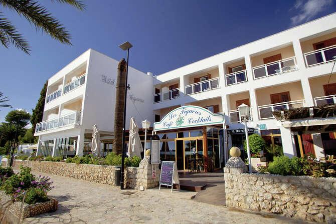 Hotel Ses Figueres Ibiza-Stad