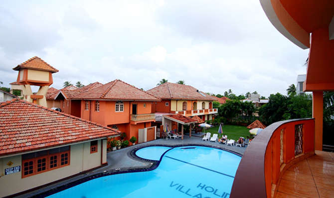 Paradise Holiday Village Negombo