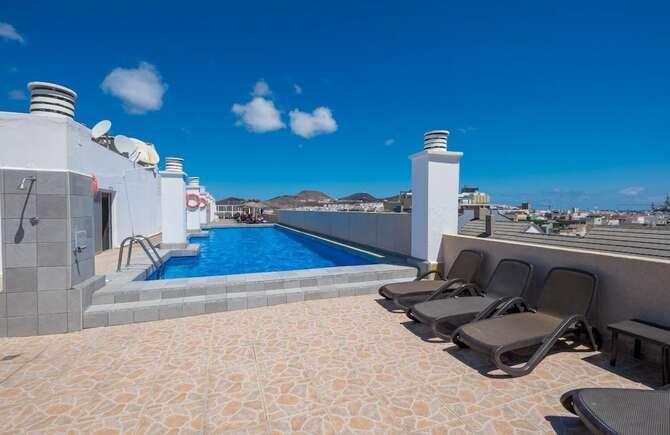 Hotel Concorde Las Palmas de Gran Canaria