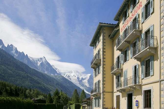 Best Western Plus Excelsior Chamonix Chamonix-Mont-Blanc