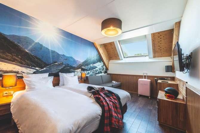 Alpine Hotel SnowWorld Landgraaf Landgraaf