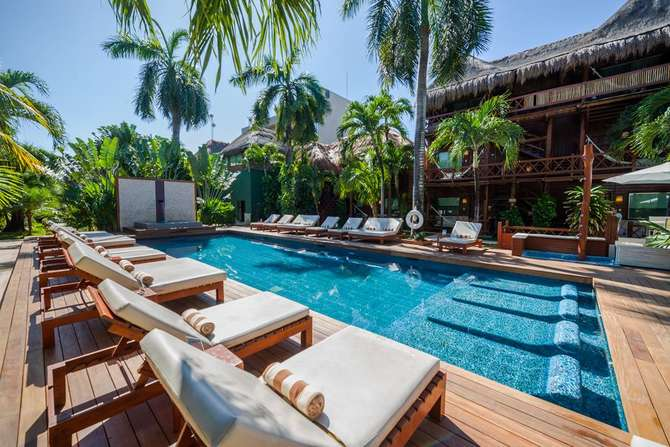 Hotel Boutique Magic Blue Playa del Carmen