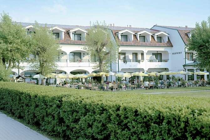 Seewirt Karner & Haus Attila Podersdorf am See