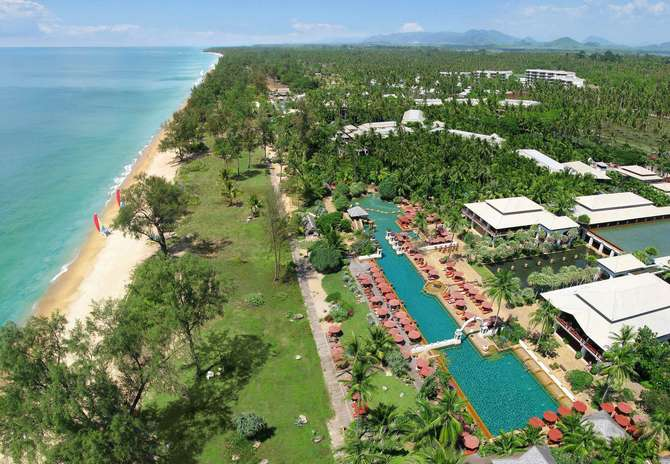 JW Marriott Phuket Resort & Spa Amphur Thalang
