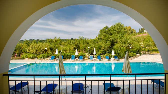 Varres Hotel Zakynthos-Stad