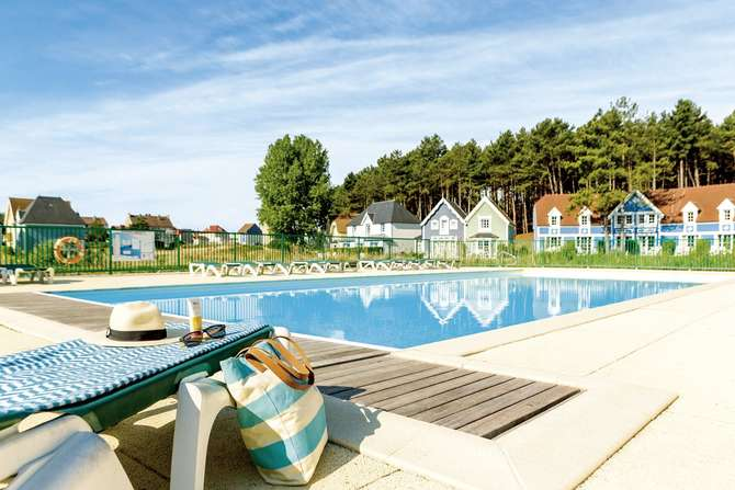 Pierre & Vacances Village Club Belle Dune Fort-Mahon-Plage
