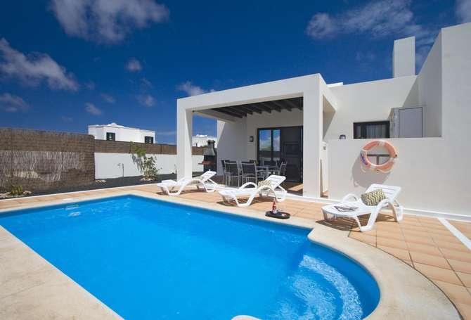 Ereza Villa Las Buganvillas Playa Blanca