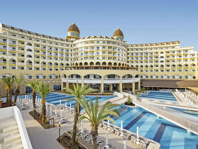Kirman Hotels Sidemarin Beach & Spa Side