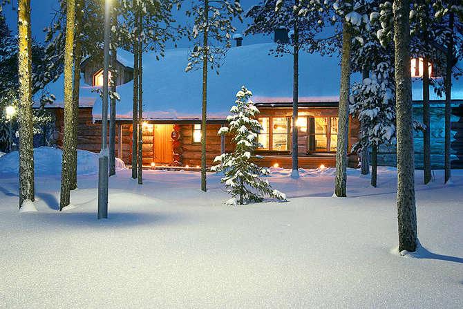 Akäslompolo bungalows Äkäslompolo