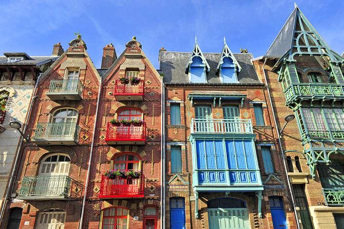 Appartementen Belle Epoque Le Tréport