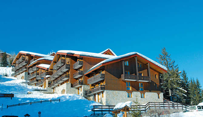Residence Les Brigues Courchevel