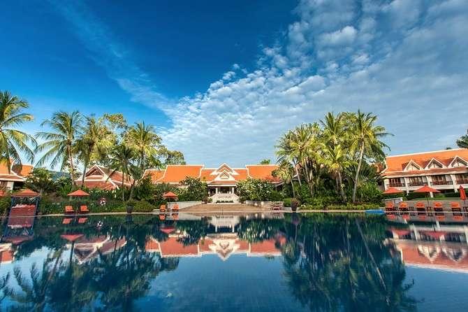 Santiburi Beach Resort & Spa Ban Mae Nam