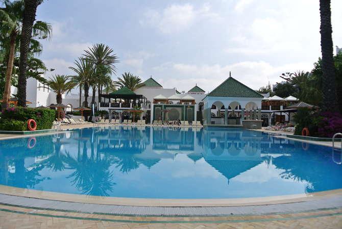Les Jardins d'Agadir Agadir