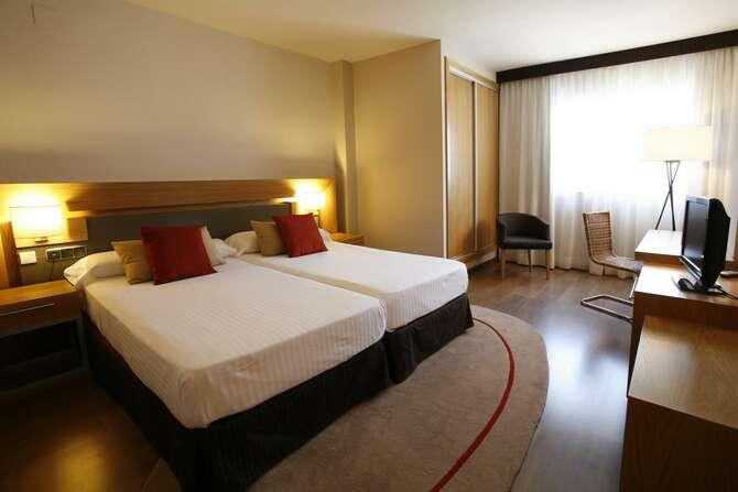 Hotel Guadalmedina Málaga