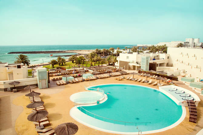 SunConnect HD Beach Resort & Spa Costa Teguise