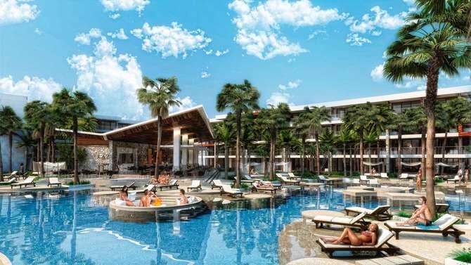 Breathless Riviera Cancun Resort & Spa Puerto Morelos