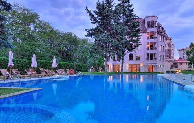 Hotel Kristel Sv. Konstantin i Elena