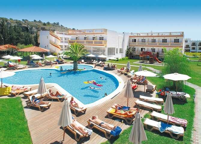 Alfa Hotel Kolymbia