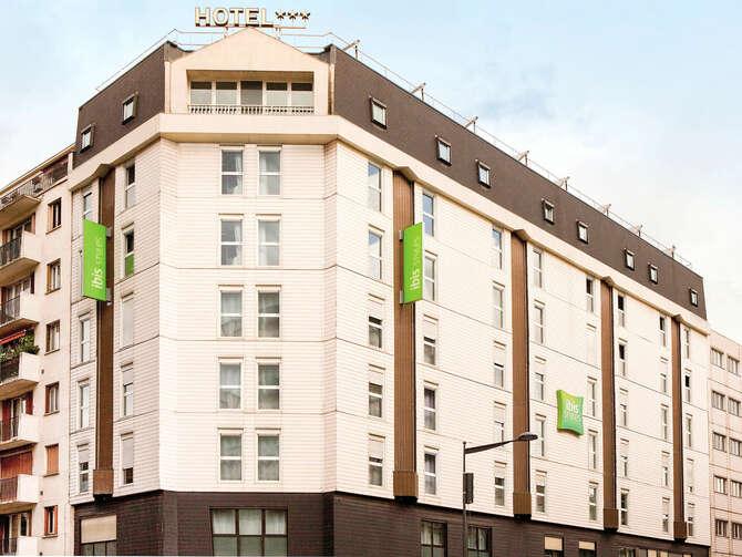 Hotel Ibis Styles Paris Mairie de Montreuil Parijs