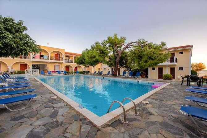 Iliessa Beach Hotel Argassi