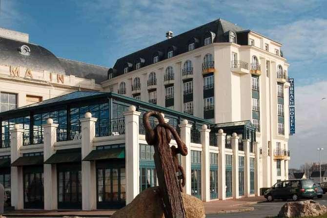 Beach Hotel de Trouville Trouville-sur-Mer