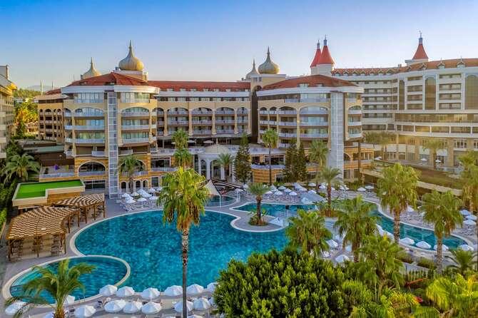 Leodikya Resort Alanya