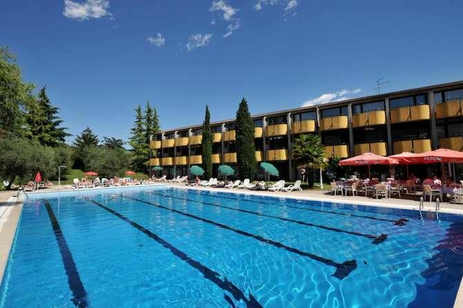 Hotel Palme & Suite Garda