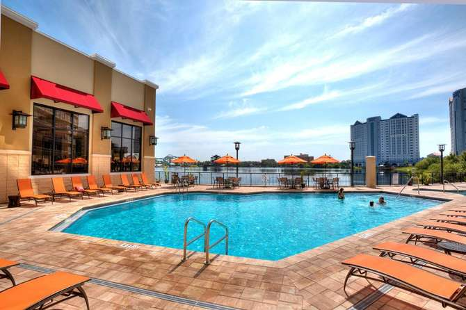 Ramada Plaza Resort & Suites Orlando International Drive Orlando