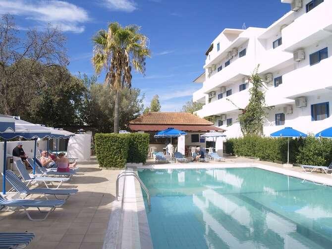 Nathalie Hotel Trianda (Ialyssos)