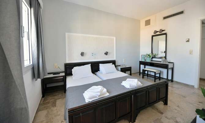 Hotel Anna Appartementen Kokkini Chani