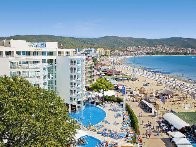 Grand Victoria Hotel Sunny Beach